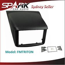 SP Double Din Facia Panel Kit Fascia For Mitsubishi Triton ML-MN GLX-R 2007-2014