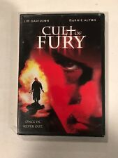 CULT OF FURY (DVD) Jim Davidson Marnie Alton Brand New