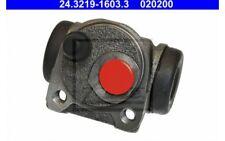 ATE Cilindro de freno rueda PEUGEOT 106 207 CITROEN SAXO AX 24.3219-1603.3