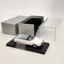 1:43 1969 DODGE CHARGER R/T SE - white Resin Limited Models