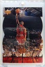 Rare: 1998 98 Upper Deck MJX Michael Jordan MJ Timepieces #97 #'d of 2300 Bulls