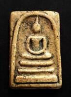 Thai amulet pendant Magic phra somdej LP Toh wat rakang phim yai, Rare Buddha