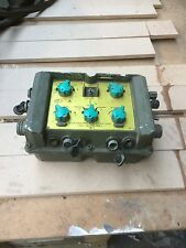 Ex MOD Racal Plessey Marconi Intercom IB2 Unit 24v Used Tested and Working