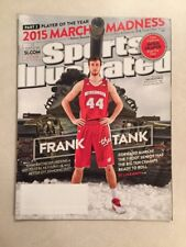 Frank Kaminsky Wisconsin Badgers Sports Illustrated