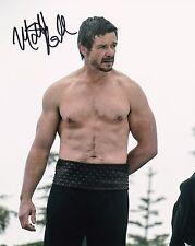Matt Nable Autographed 8x10 Photo Arrow (2)