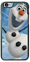 Frozen Olaf Snowman Phone Case Cover for iPhone X 8 PLUS Samsung Google LG  etc