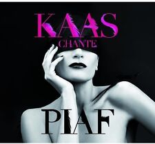 Patricia Kaas - Kaas Chante Piaf [New CD] UK - Import