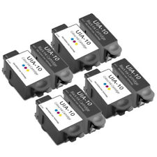 8 x Advent 10 Compatibe Ink Cartridge for Printer ABK10 ACLR10 A10 AW10 AWP10