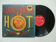 "LP 33T JAMES BROWN ""Hot"" POLYDOR PD 6059 USA §"