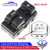 Master Side Power Window Switch For Hyundai H1 Starex i800 Grand iMax 2007-2016