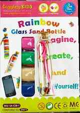 NEW Two Glass Sand Bottle Kits, Au Seller