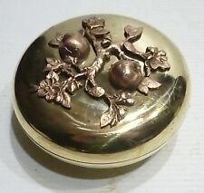 Belle BOITE Ancienne en Bronze et Laiton ROUZAUD PARIS