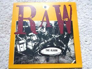 THE ALARM - RAW - (1991) EIRSA 1055 - VINYL LP (TESTED EXCELLENT)