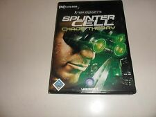PC Tom Clancy's Splinter Cell: Chaos Theory