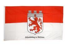 Fahne Deutschland Stadt Hohenlimburg Flagge Hohenlimburger Hissflagge 90x150cm