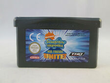 Nintendo Gameboy Advance GBA SP DS - SpongeBob SquarePants and Friends Unite
