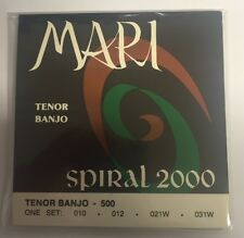 DANIEL MARI Tenor Banjo Strings 500DM