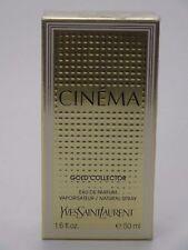 YVES SAINT LAURENT CINEMA GOLD COLLECTOR 50ML EAU DE PARFUM SPRAY