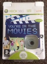 Visión oficial Microsoft Xbox 360 Live USB Cámara/Cámara Web