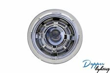 "Dapper Lighting 575 Projector Headlamp System : 5.75"" 5 3/4 High Quality Chrome"