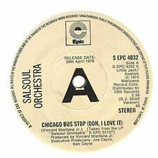 """The Salsoul Orchestra - Chicago Bus Stop (Ooh, I Love It) - Promo - 7"""" Record"""