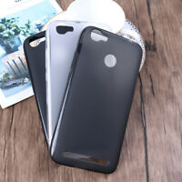 Soft Matte Pudding TPU Silicone Protective Cellphone Case Cover For Homtom HT50