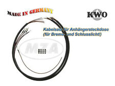 Simson Kabelbaumset to the Trailer socket KR51 (for Brake and Tail light) TOP