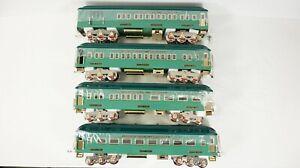 MTH Standard Tinplate Presidential Blue Passenger Set 10-1122P NEW w/ Shipper