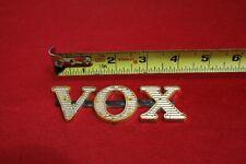 Vox AC30 Amplifier Gold Logo 1960'S Vintage Rare