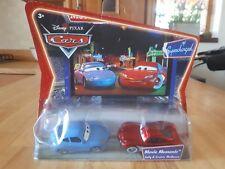 Disney Pixar Cars - Sally & Cruisin McQueen - Supercharged card