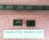 2x Motorola TL072CP , IC ,Operational Amplifier, 2 Func , BIPolar , PDIP-8