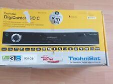 Technisat digicorder ISIO C HDTV-Kabelreceiver