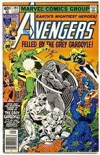 AVENGERS #191(1/80)GREY GARGOYLE(JOHN BYRNE/MILLER/PEREZ)(NEWSSTAND)CGC IT(8.5)!