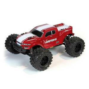 Redcat Racing 1/16 Volcano-16 Monster Truck Ready To Run Red