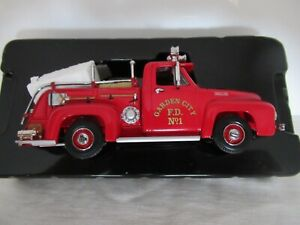 MATCHBOX MODELS OF YESTERYEAR FIRE ENGINE SERIES 1953 FORD PICKUP TRUCK YFE14