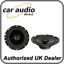 """ALPINE SXV-1725E 16.5cm 6.5"""" 220W 2 Way Factory Replacement Coaxial Speakers"""