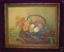 CALIFORNIA LISTED RUTH PEABODY PAINTING IMPRESSIONISM
