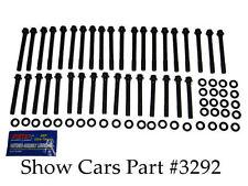 FOR EDELBROCK  CHEVY HEADS 135-3602 59,60,61,62,63,64 348 409 ARP HEAD BOLT SET