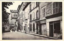 30 - cpsm - VILLENEUVE LES AVIGNON - Rue de la République