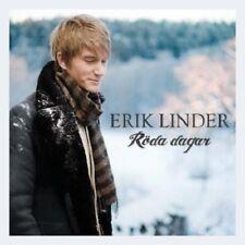 """Erik Linder - """"Röde Dagar"""" - 2013 - CD Album"""