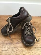 Doc Dr Martens Women's Shoes US 5 Air Wair Brown Oxford Derby Leather 11864 UK 3