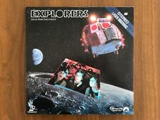 EXPLORERS [1985] Laserdisc / River Phoenix