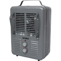 Optimus H-3013 Portable Utility Heater With Thermostat (h3013)