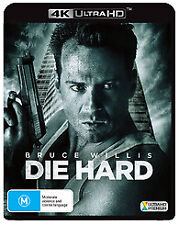 Die Hard 4K UHD Blu-Ray New & Sealed