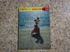 April 1961, PHOTOGUIDE MAGAZINE, Ashbourne Porter, Andre de Dienes,John Blaxland