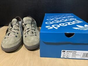 New Adidas Newrad SPZL Shoes Sneakers Hemp Gum Sz 8 FX1050