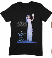 Stevie Nicks Bella Donna T-Shirt Funny Cotton Tee Vintage Gift For Men Women