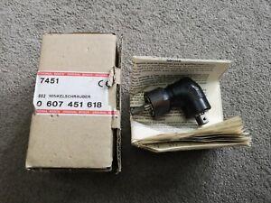 Bosch Angle head 3/8 Inch - square Drive 0607451618