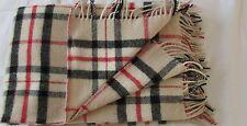 cadeau de Noël ! couverture 140x205 laine Couvre-lit fabriqué en Allemagne