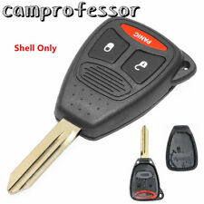 Replacement for Dodge 04-11 Dakota 04-13 Durango Remote Key Fob Shell Pad Case